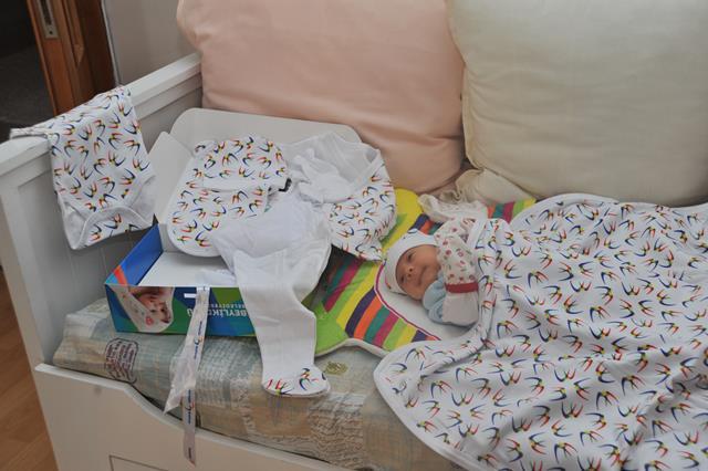 Yeni Doğan Bebek Seti (4)